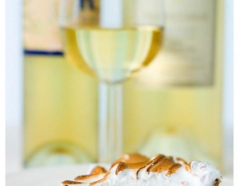 Taart & wijn